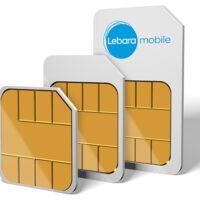 Upgrade SIM Lebara prepaid