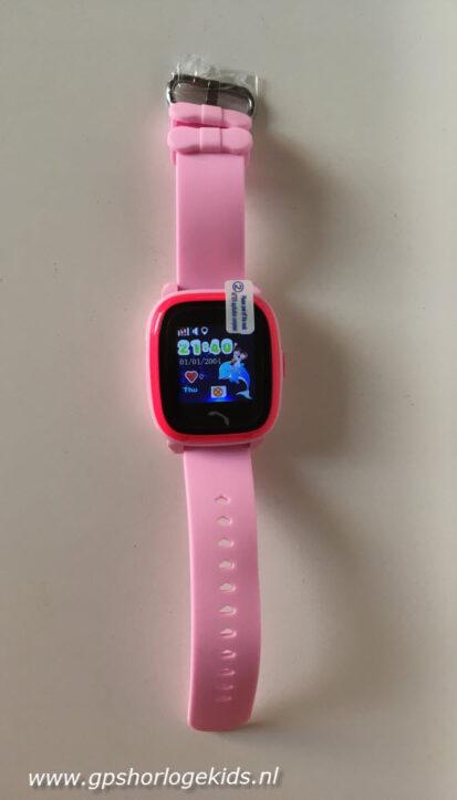 gps tracker horloge junior aqua telefoon sos waterdicht waterproof Wifi