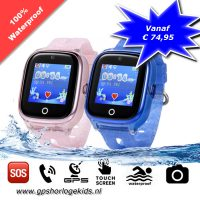 gps horloge junior aqua camera 2018 lagoon telefoon sos waterdicht waterproof kind tracker