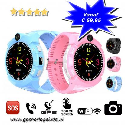 gps horloge junior wifi camera selfie 2018 telefoon sos lantaarn kind tracker