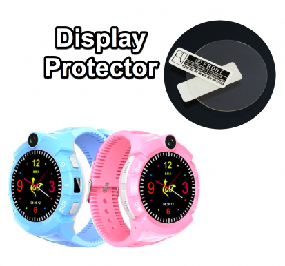 Upgrade Screen Protector [rond display]