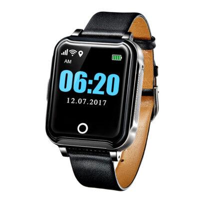 GPS horloge senior aqua wifi health 2019 telefoon tracker sos waterdicht waterproof persoonlijk alarm oudere veiligheid