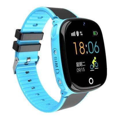 GPS Horloge Junior Walky AQUA Wifi camera telefoon sos waterdicht waterproof persoonlijk alarm