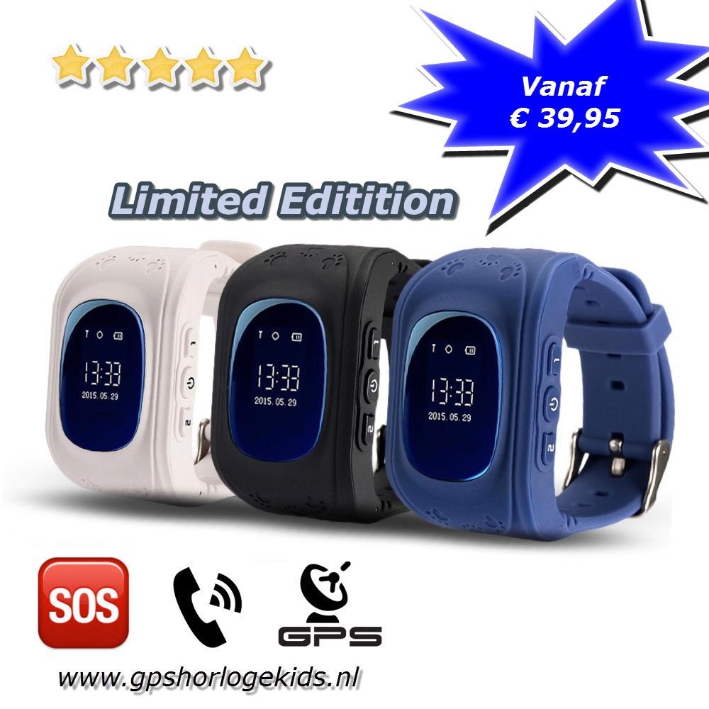 GPS horloge kind excl. sim [Limited Edition]
