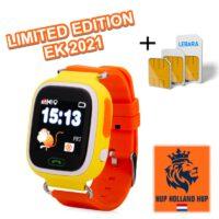 GPS horloge EK Junior Wifi ORANJE ACTIE GPSHorlogeKids 1.1